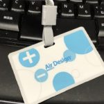 Air Design card